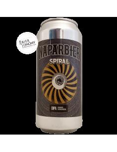 Spiral DIPA Naparbier Brewery Bière Artisanale Bieronomy