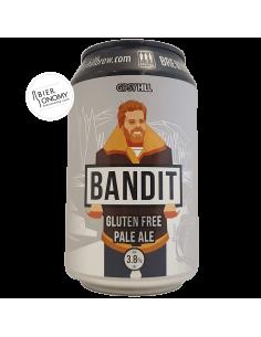 Bandit Gluten Free Pale Ale The Gipsy Hill Brewing Company Bière Artisanale Bieronomy