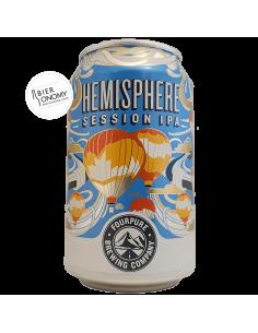 Hemisphere Session IPA Fourpure Brewing Co Bière Artisanale Bieronomy
