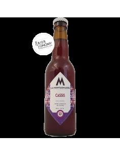 Berliner Weisse Cassis Micro Brasserie La Montagnarde Bière Artisanale Bieronomy