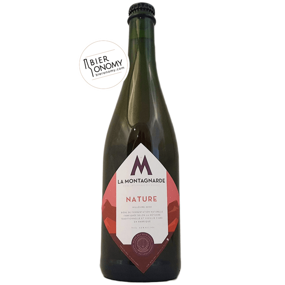 La Nature Lambic Micro Brasserie La Montagnarde Bière Artisanale Bieronomy