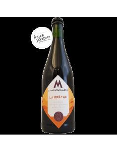 La Brèche Old Ale Barrel Aged 75 cl Micro Brasserie La Montagnarde