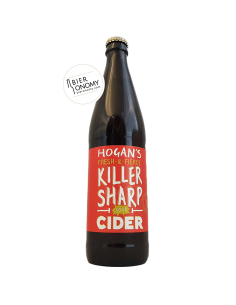 Killer Sharp 50 cl Hogan's Cider Cidre