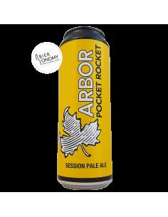 Pocket Rocket Session Pale Ale 56,8 cl Arbor Ales