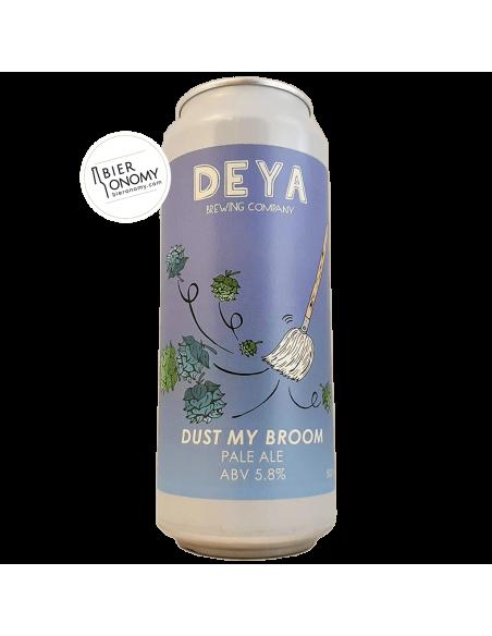 Dust My Broom Pale Ale 50 cl DEYA