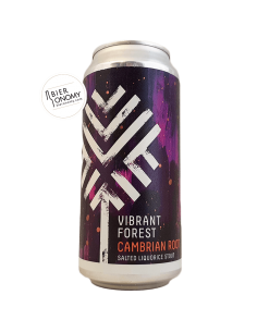 Cambrian Root Stout 44 cl Vibrant Forest