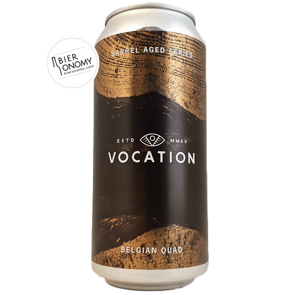 Belgian Quad Barrel Aged Series 44 cl Vocation Brewery