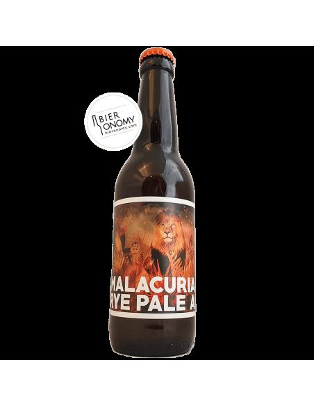 Rye Pale Ale 33 cl Brasserie Malacuria