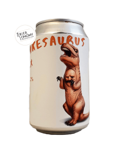 Dankesaurus Rex IPA 33 cl Lobik Brasserie