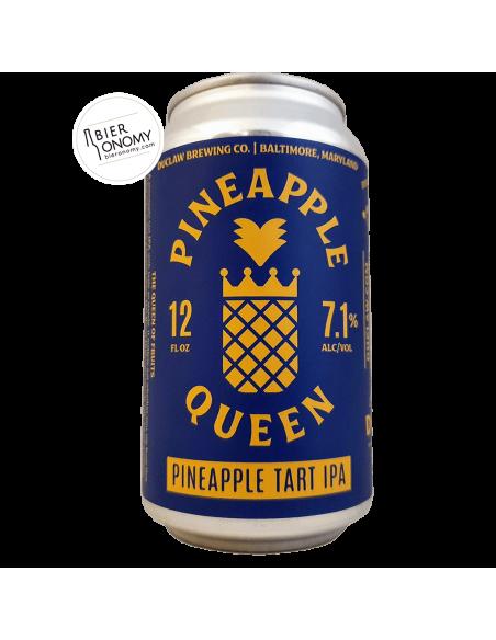 Pineapple Queen Tart IPA 35,5 cl Duclaw