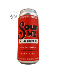 Sour Me Wild Cherry 47,8 cl Duclaw Brewing