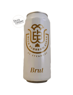 Brut Cider 47,3 cl Sycamore Brewing