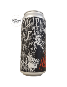 Help Me, I Am In Hell Saison 47,3 cl Adroit Theory