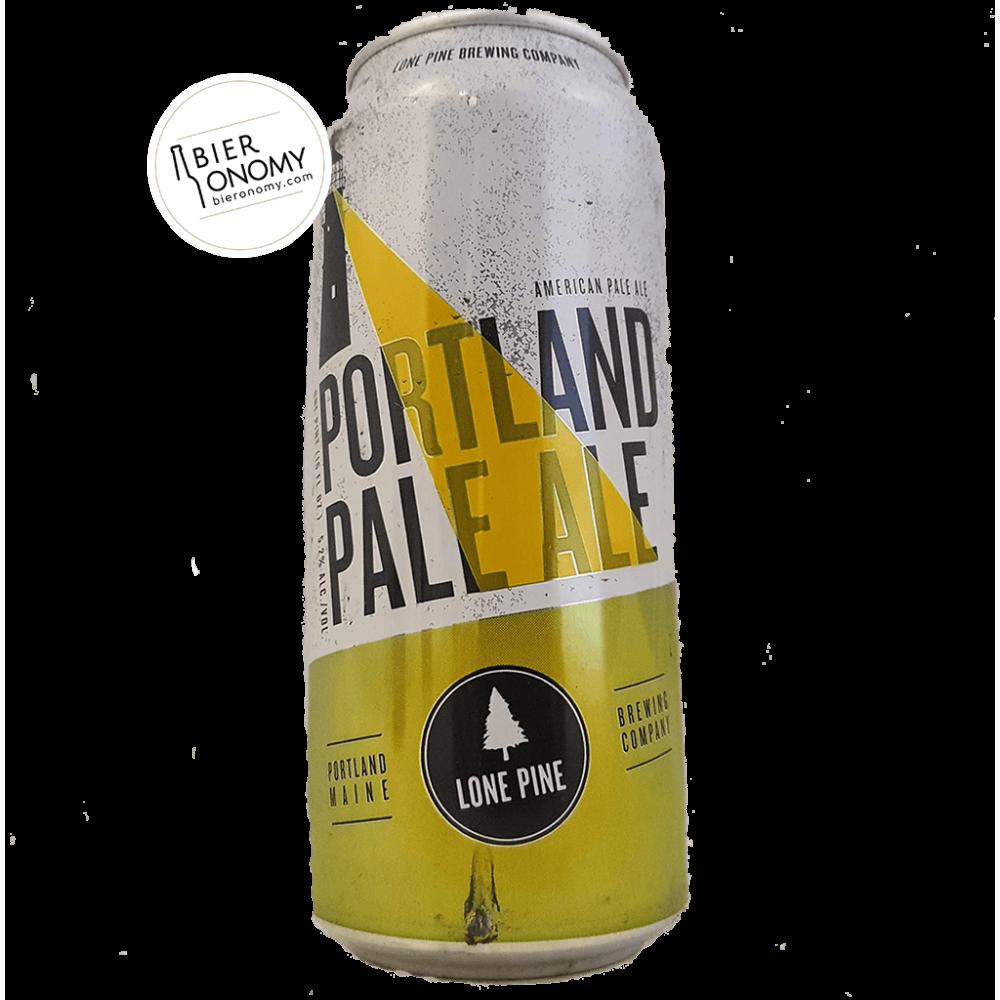 Portland Pale Ale 46,8 cl Lone Pine