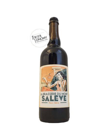 Hors-Série Bière Barriquée 2 75 cl Brasserie du Mont Salève