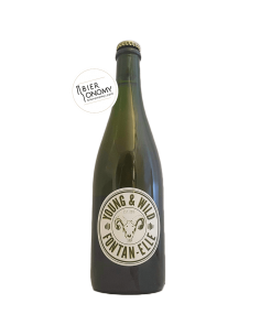 Fontan-Elle Young and Wild Lambic 75 cl Lambiek Fabriek Brasserie