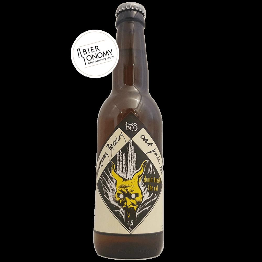 Don't Break the Oat Pale Ale 33 cl Headbang Brewery Brasserie