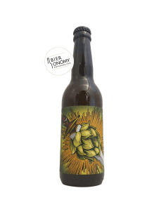 Petit Warrior Session IPA 33 cl Brasserie Grizzly