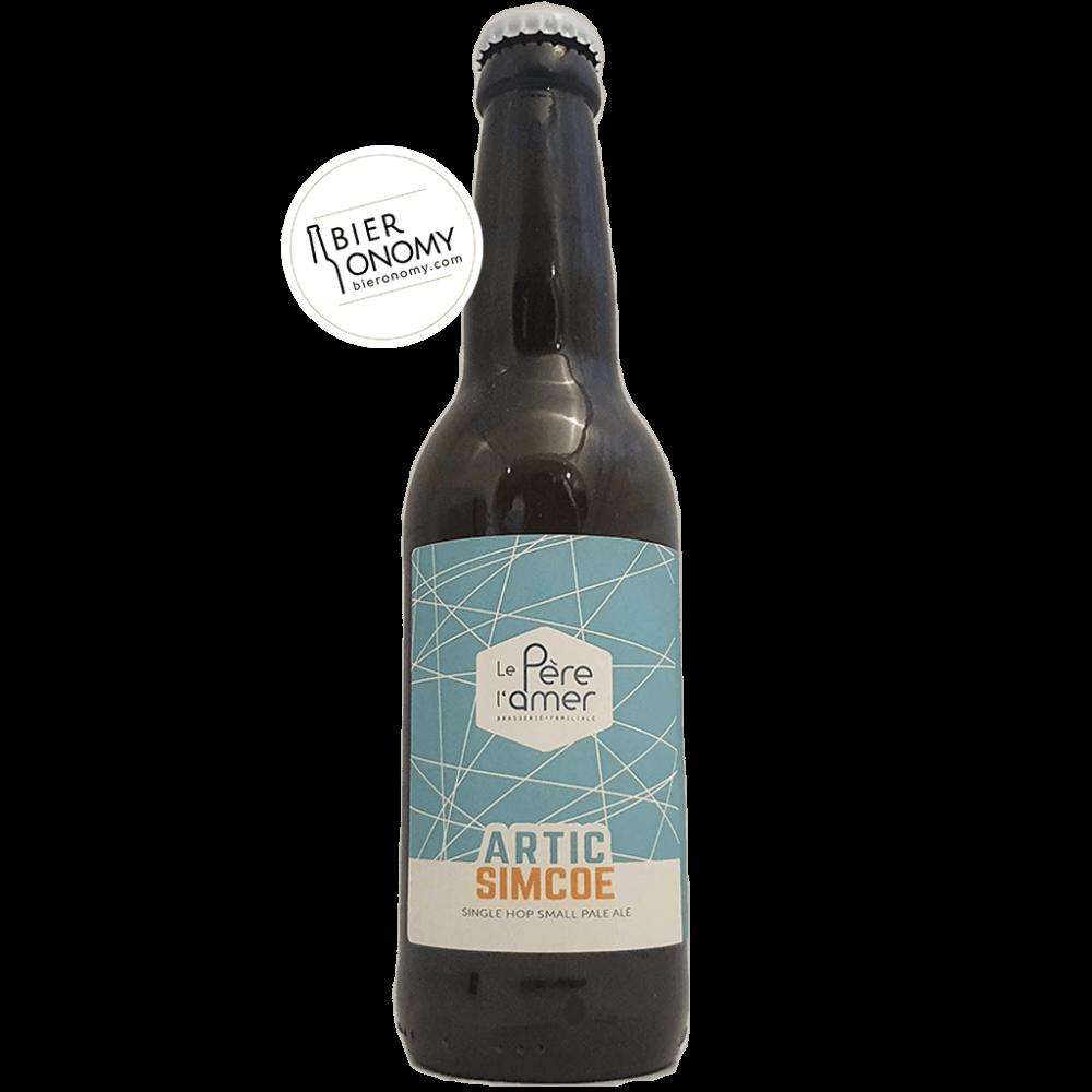 Artic Simcoe Small Pale Ale 33 cl Brasserie Le Père L'Amer