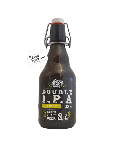 Page 24 Double IPA 33 cl Brasserie St Germain