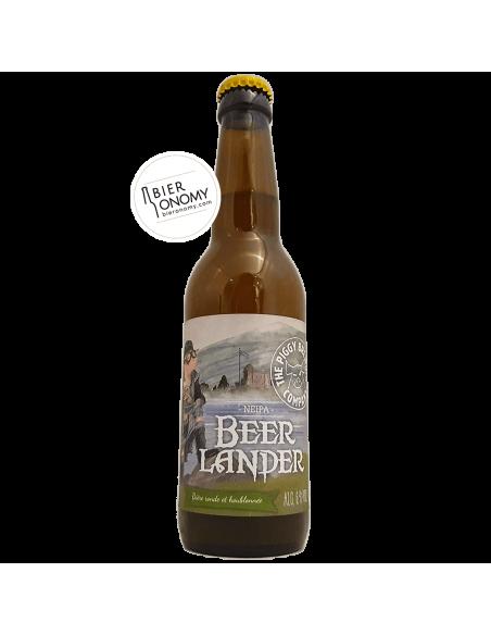 Beer Lander NEIPA 33 cl Brasserie Piggy Brewing