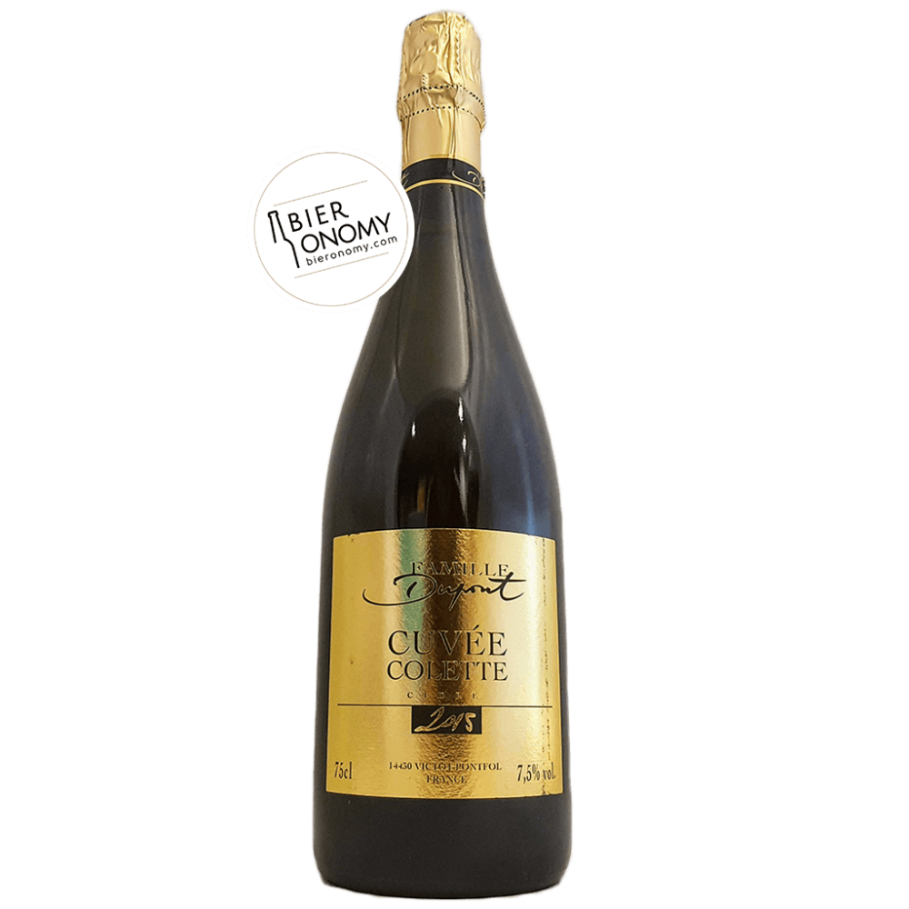 Cuvée Colette 2015 75 cl Domaine Dupont Cidre