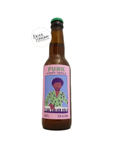 FUNK Hoppy Triple 33 cl Brasserie des Notes en Bulles