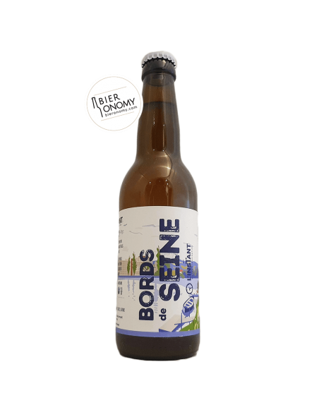 Bords De Seine Golden Ale Blonde 33 cl Brasserie L'Instant