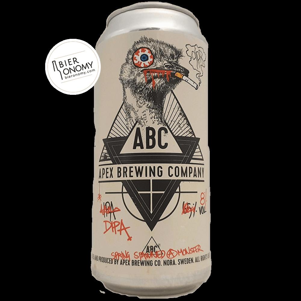 Culmination DIPA 44 cl Apex Brewing Company Brasserie