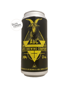 Asmodeus DIPA 44 cl Apex Brewing Company Brasserie