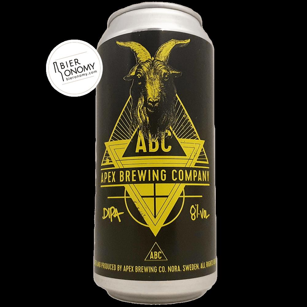 Asmodeus DIPA 44 cl Apex Brewing Company Brasserie