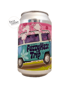 Fuzzy Haze Trip NEIPA 33 cl Sudden Death Brewing Co