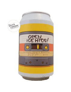 Open Ice Hits DIPA 33 cl Sudden Death Brewing Co