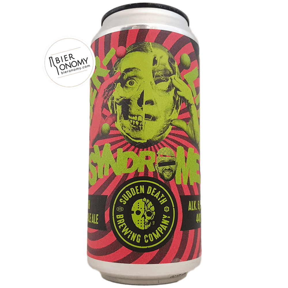 Berlin Syndrom DDH IPA 44 cl Sudden Death Brewing Co