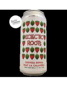 Eclectic Roots 44 cl Espiga Brasserie x La Calavera