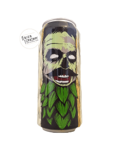Here's Zombie! DIPA 47 cl Beer Zombies Brewing Co