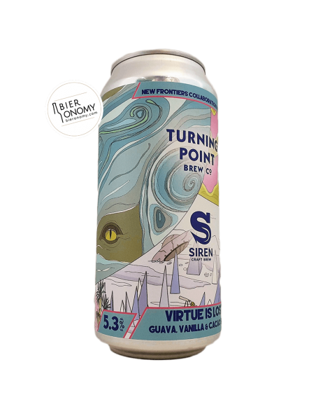 Virtue Is Lost Sour 44 cl Turning Point x Siren Craft Brew