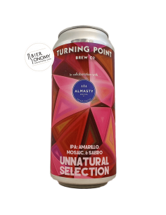 Unnatural Selection IPA 44 cl Turning Point x Almasty