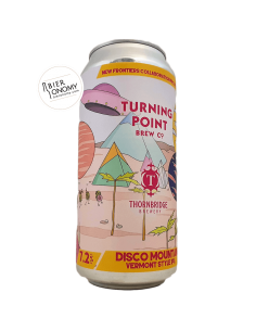 Disco Mountain NEIPA 44 cl Turning Point x Thornbridge