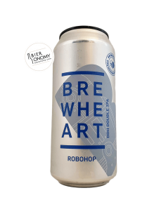 Robohop DDH Double IPA 44 cl BrewHeart