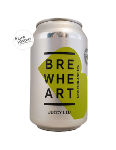 Juicy Liu NEIPA 33 cl BrewHeart