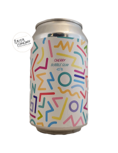 Cherry Bubble Gum Berliner Weisse 33 cl Duckpond Brewing