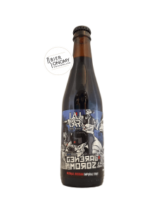 General Moroz Oatmeal RIS 33 cl Laugar Brewery