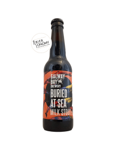 Buried At Sea Milk Stout 33 cl Galway Bay Brewery