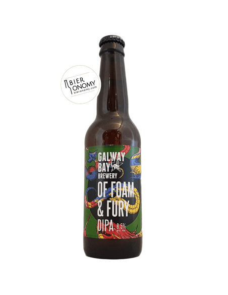 Of Foam And Fury DIPA 33 cl Galway Bay Brewery