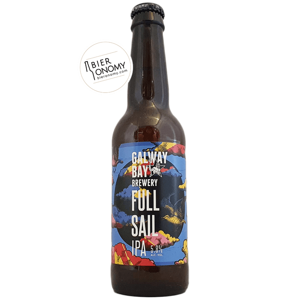 Full Sail IPA 33 cl Galway Bay Brewery