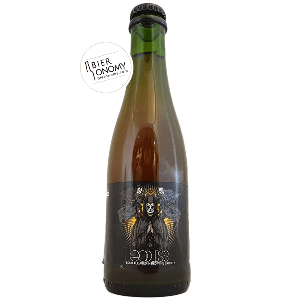 Godless Sour Ale Aged 37,5 cl La Calavera Brewing