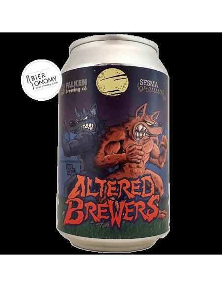 Altered Brewers TIPA 33 cl Sesma Brewing x Falken