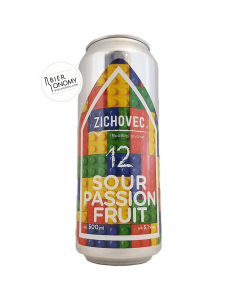 Sour Passion Fruit 12 50 cl Zichovec Brewery