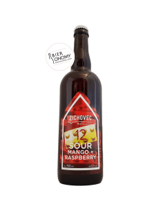 Sour Mango Raspberry 12 75 cl Zichovec Brewery